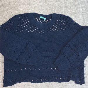 Karlie thin knit sweater